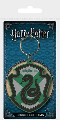 Picture of Llavero Caucho Slytherin - Harry Potter