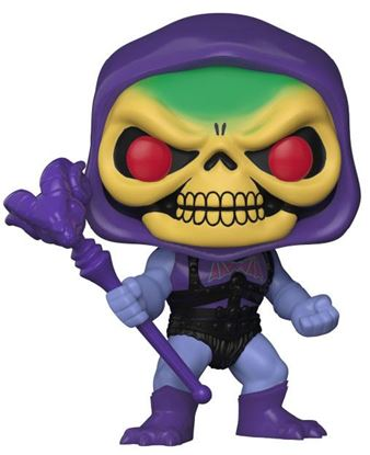 Picture of Masters of the Universe POP! Television Vinyl Figura Battle Armor skeletor 9 cm