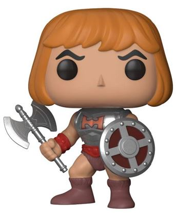 Picture of Masters of the Universe POP! Television Vinyl Figura Battle Armor He-Man 9 cm