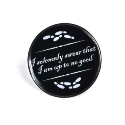 Picture of Harry potter Pin I Solemnly Swear