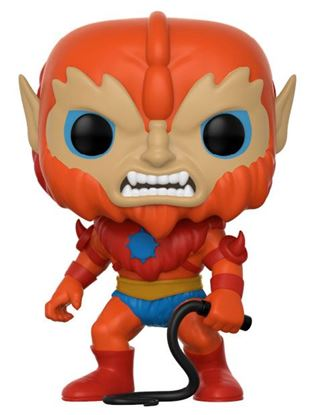 Picture of Masters of the Universe POP! Television Vinyl Figura Beast Man 9 cm