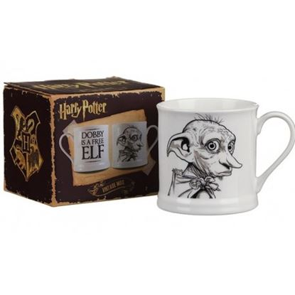 Picture of Harry Potter Taza Vintage Dobby is a Free Elf