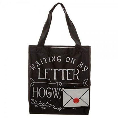 Picture of Harry Potter Bolsa Compra Plegable Letter