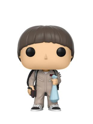 Picture of Stranger Things POP! TV Vinyl Figura Will Ghostbuster 9 cm
