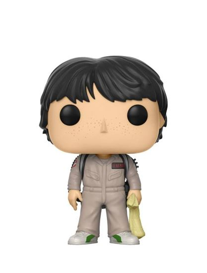 Picture of Stranger Things POP! TV Vinyl Figura Mike Ghostbuster 9 cm