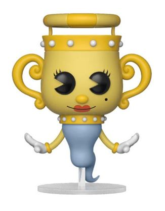 Picture of Cuphead Figura POP! Games Vinyl Legendary Ghost 9 cm