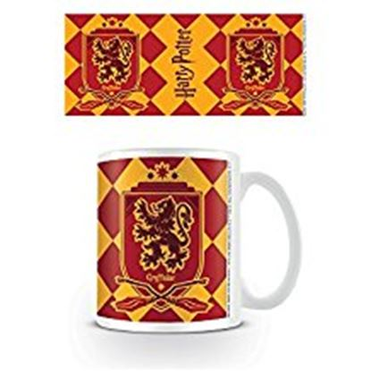 Picture of Harry Potter Taza Ajedrezado Gryffindor