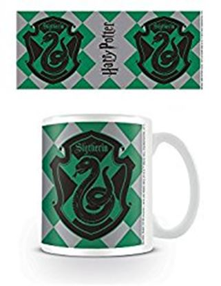Picture of Harry Potter Taza Ajedrezado Slytherin