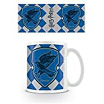Picture of Harry Potter Taza Ajedrezado Ravenclaw
