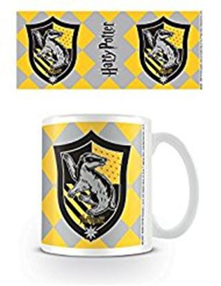 Picture of Harry Potter Taza Ajedrezado Hufflepuf