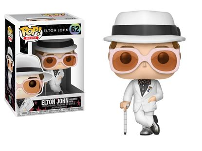 Picture of Elton John POP! Rocks Vinyl Figura Elton John Greatest Hits 9 cm