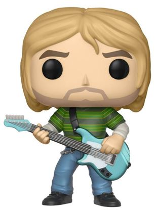 Picture of Nirvana POP! Rocks Vinyl Figura Kurt Cobain (Teen Spirit) 9 cm
