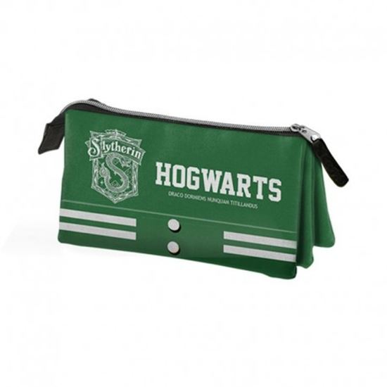 Picture of Estuche Triple Slytherin - Harry Potter