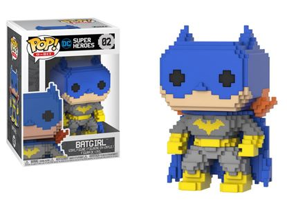 Imagen de DC Comics 8-Bit POP! Vinyl Figura Batgirl 9 cm DISPONIBLE APROX:ABRIL 2018