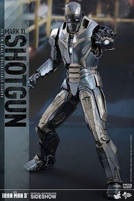 Picture of Iron Man 3 Figura Movie Masterpiece 1/6 Iron Man Mark XL Shotgun 30 cm