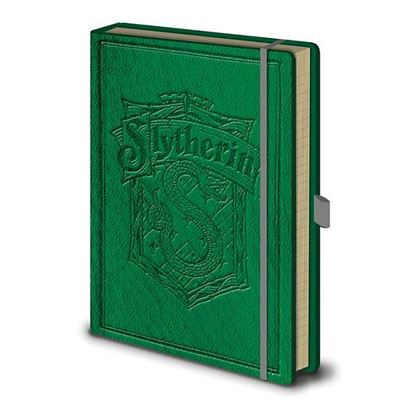 Picture of Harry Potter Notebook Slytherin Premium Edition