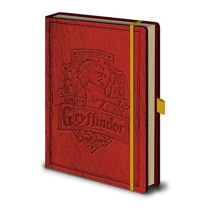 Picture of Harry Potter Notebook Gryffindor Premium Edition