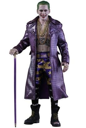 Picture of Escuadrón Suicida Figura Movie Masterpiece 1/6 The Joker (Purple Coat Version) 30 cm