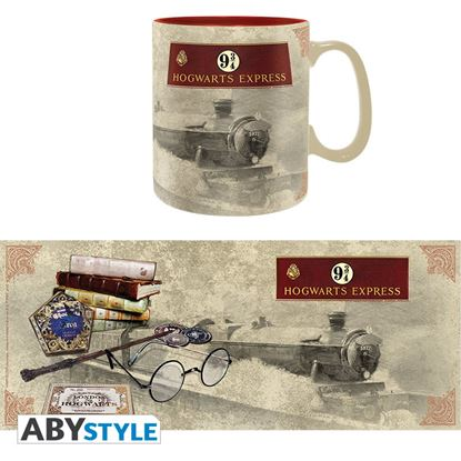 Picture of Harry Potter Taza Vintage Hogwarts Express