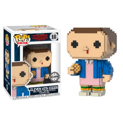 Picture of FIGURA 8-BIT POP STRANGER THINGS: ELEVEN