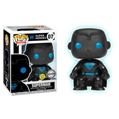 Picture of FIGURA POP JLA: SUPERMAN GITD