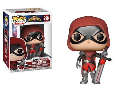 Picture of Marvel Contest of Champions POP! Games Vinyl Figura Guillotine