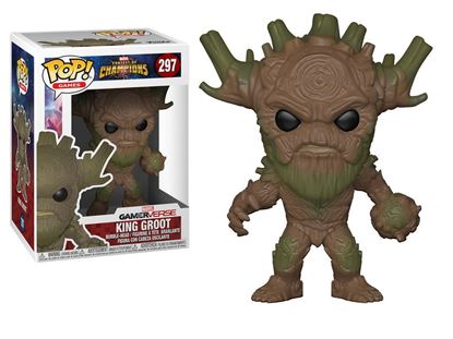 Picture of Marvel Contest of Champions POP! Games Vinyl Figura King Groot 9 cm