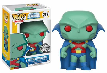 Picture of Justice League Unlimited POP! Heroes Vinyl Figura Martian Manhunter 9 cm