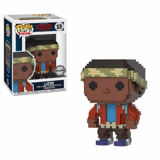Picture of Stranger Things POP! 8-BIT Vinyl Figura Lucas 9 cm