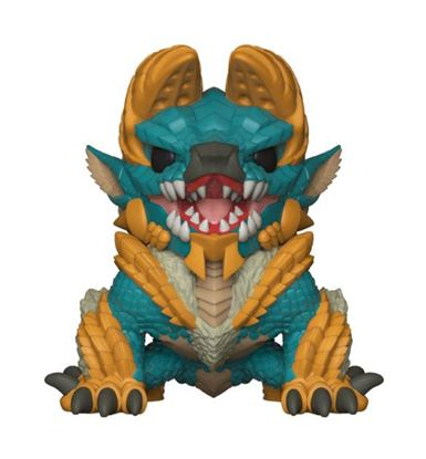 Picture of Monster Hunter Figura POP! Games Vinyl Zinogre 9 cm