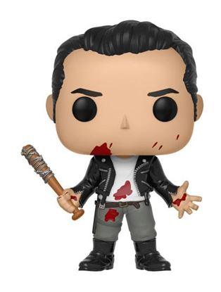 Picture of Walking Dead POP! Television Vinyl Figura Negan (Clean Shaven) 9 cm