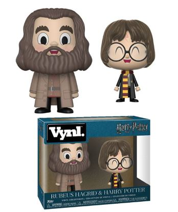 Picture of Harry Potter Pack de 2 VYNL Vinyl Figuras Hagrid & Harry 10 cm