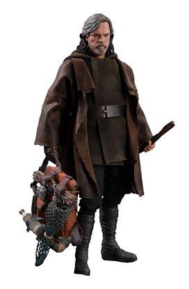 Picture of Star Wars Episodio VIII Figura Movie Masterpiece 1/6 Luke Skywalker Deluxe Version 29 cm