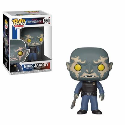 Picture of Bright Figura POP! Movies Vinyl Nick Jakoby 9 cm