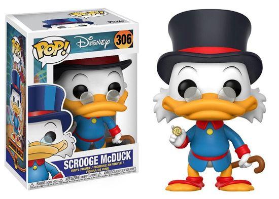 Foto de Patoaventuras POP! Disney Vinyl Figura Scrooge McDuck 9 cm