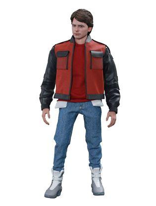 Picture of Regreso al Futuro II Figura Movie Masterpiece 1/6 Marty McFly 28 cm