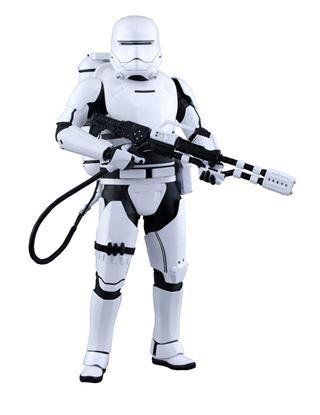 Picture of Star Wars Episode VII Figura Movie Masterpiece 1/6 First Order Flametrooper 30 cm