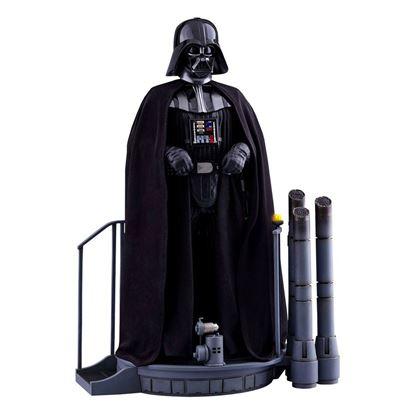 Picture of Star Wars Episode V Figura Movie Masterpiece 1/6 Darth Vader 35 cm