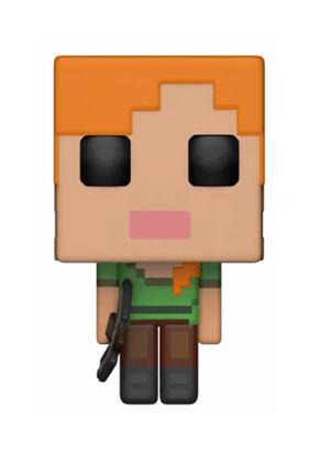 Picture of Minecraft Figura POP! Games Vinyl Alex 9 cm