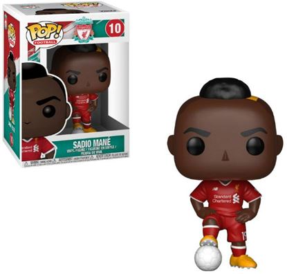 Picture of EPL POP! Football Vinyl Figura Sadio Mane (Liverpool) 9 cm  DISPONIBLE APROX:JUNIO 2018