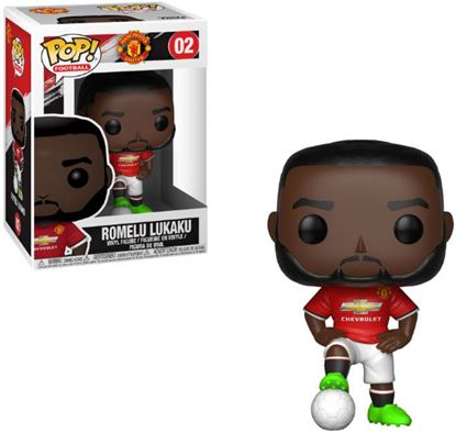Picture of EPL POP! Football Vinyl Figura Romelu Lukaku (Manchester United) 9 cm