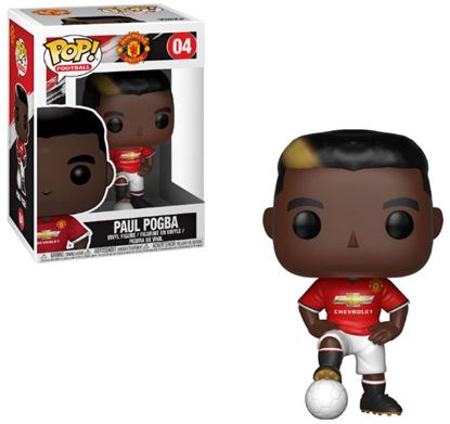 Picture of EPL POP! Football Vinyl Figura Paul Pogba (Manchester United) 9 cm