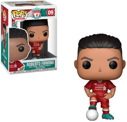 Picture of EPL POP! Football Vinyl Figura Roberto Firmino (Liverpool) 9 cm