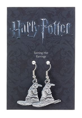 Picture of Harry Potter Pendientes Sorting Hat