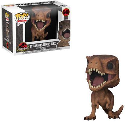 Imagen de Jurassic Park Figura POP! Movies Vinyl Tyrannosaurus 9 cm