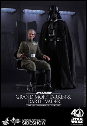 Picture of Star Wars Episode IV Pack de 2 Figuras Movie Masterpiece 1/6 Vader & Tarkin