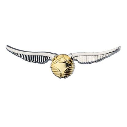 Picture of Harry Potter Pin Golden Snitch