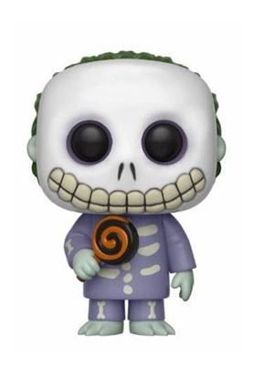 Picture of Pesadilla antes de Navidad POP! Vinyl Figura Barrel 9 cm