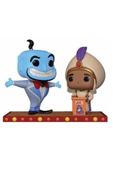 Picture of Aladdin POP! Movie Moment Vinyl Figura Aladdin's First Wish 9 cm