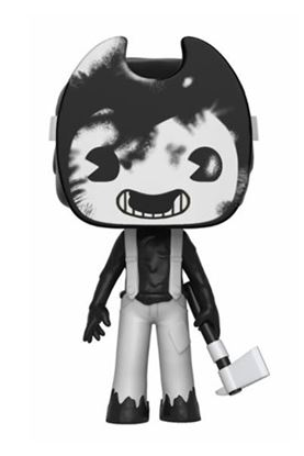 Picture of Bendy and the Ink Machine POP! Games Vinyl Figura Sammy 9 cm DISPONIBLE APROX: MAYO 2018
